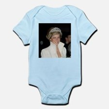 Iconic! HRH Princess Diana Infant Bodysuit