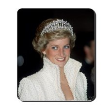 Iconic! HRH Princess Diana Mousepad