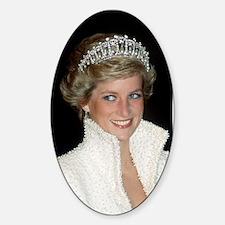 Iconic! HRH Princess Diana Decal