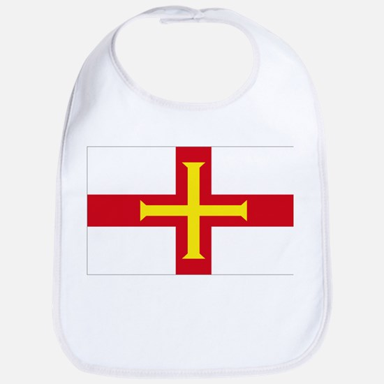 Flag Guernsey Bib