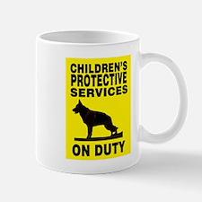 CPS German Shepherd Mugs