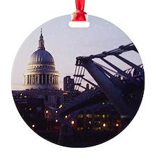 St Pauls/Millennium Ornament