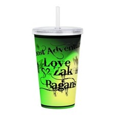 Ghost Adventures4.png Acrylic Double-wall Tumbler