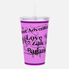 Ghost Adventures3.png Acrylic Double-wall Tumbler