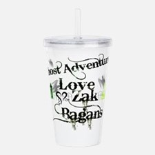 Ghost Adventures5.png Acrylic Double-wall Tumbler
