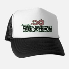 Tentacle Ribbon Trucker Hat