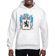 Giraudel Coat of Arms - Family C Hoodie