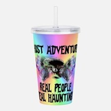 Ghost Adventures Pastel T-Shirt.png Acrylic Double
