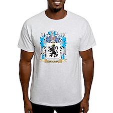 Giraudou Coat of Arms - Family Crest T-Shirt