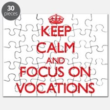 Cute Vocations Puzzle