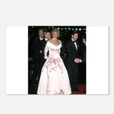 Stunning! Princess Diana Postcards (Package of 8)