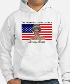HRH Princess Diana USA Jumper Hoody