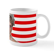 HRH Princess Diana USA Small Mug