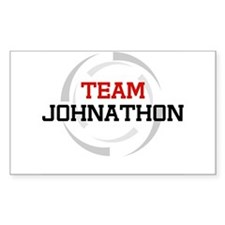 Johnathon Rectangle Decal