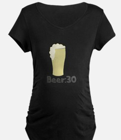 Beer:30 Maternity T-Shirt