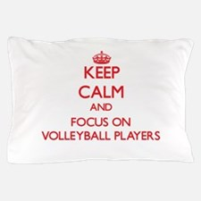 Unique Keep calm volleyball Pillow Case