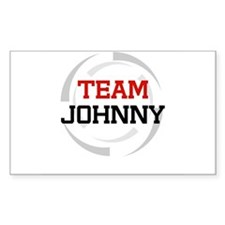 Johnny Rectangle Decal