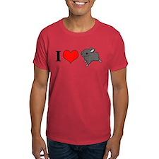 I Heart <3 Love Bunnies! T-Shirt