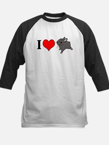 I Heart <3 Love Bunnies! Tee