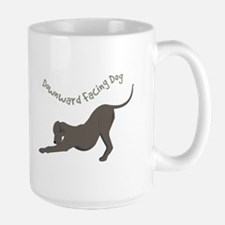 Downward Dog Mugs