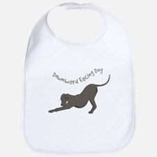 Downward Dog Bib