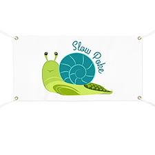 Slow Poke Banner