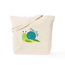 Slow Poke Tote Bag