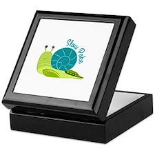 Slow Poke Keepsake Box