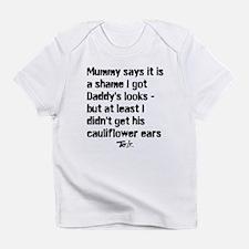 Cauliflower ears Infant T-Shirt