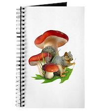 Mushroom Squirrel Journal