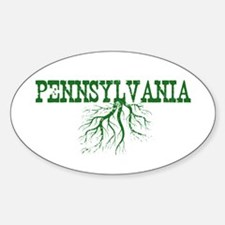 Pennsylvania Roots Decal