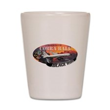 RC-135 Cobra Ball Shot Glass
