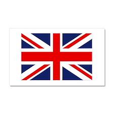 Cute Wales flag Car Magnet 20 x 12