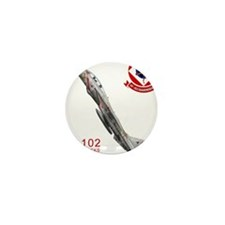 Funny Navy Mini Button (10 pack)