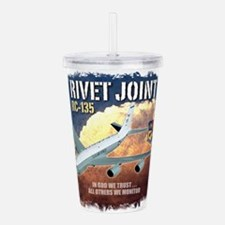 RC-135 Rivet Joint Acrylic Double-wall Tumbler