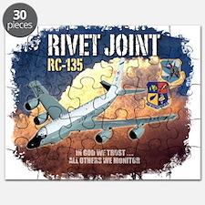RC-135 Rivet Joint Puzzle