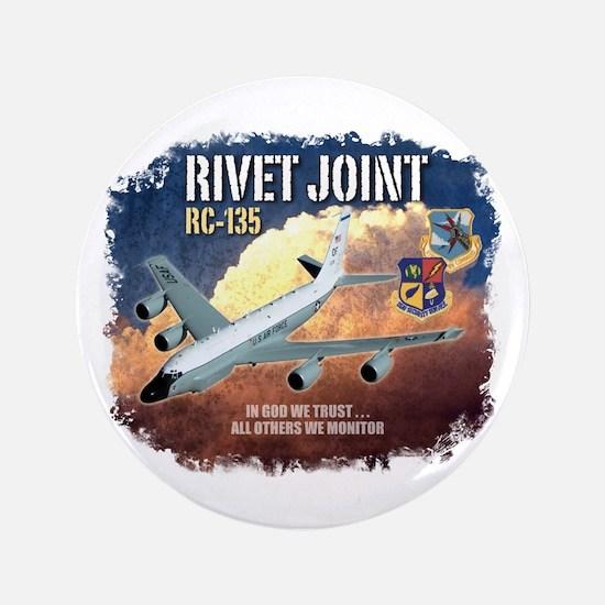 """Rc-135 Rivet Joint 3.5"""" Button"""
