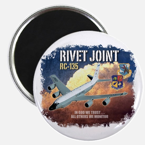 Rc-135 Rivet Joint Magnets