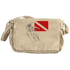 Diver Down Messenger Bag