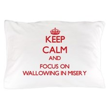 Misery Pillow Case