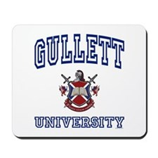 GULLETT University Mousepad