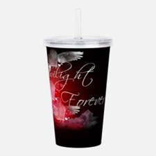 Twilight Forever.png Acrylic Double-wall Tumbler