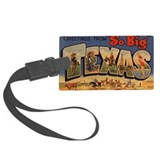 Texas luggage tags Luggage Tags