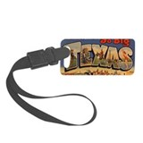 Texas luggage tags Travel Accessories