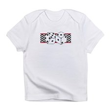 Dice Border Infant T-Shirt