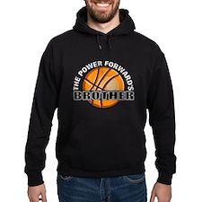 Basketball brother pf Hoodie