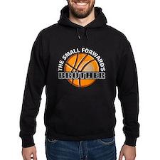 Basketball brother sf Hoodie
