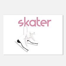 Skaters Skates Postcards (Package of 8)