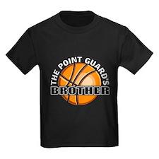 Basketball brother pg T-Shirt