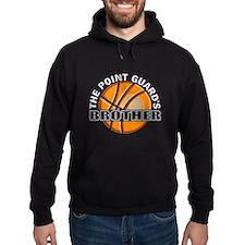 Basketball brother pg Hoodie